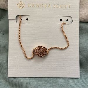 Rose gold Kendra Scott Necklace
